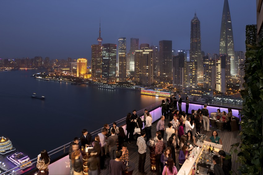 CHAR Bar & Grill – Hotel Indigo Shanghai on The Bund
