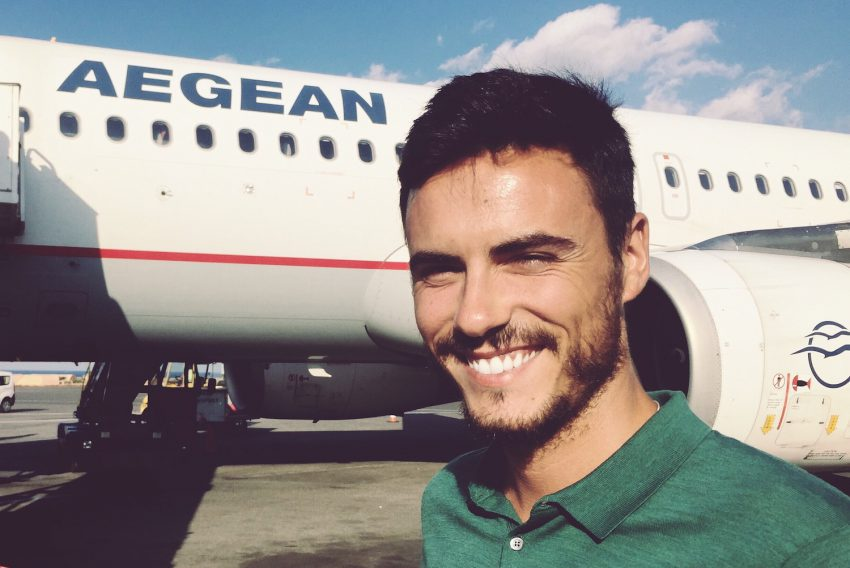 Flying with Aegean Airlines