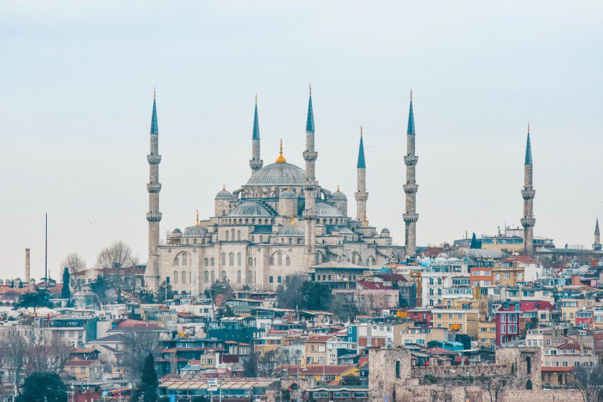 Istanbul – Top 5 Places to visit
