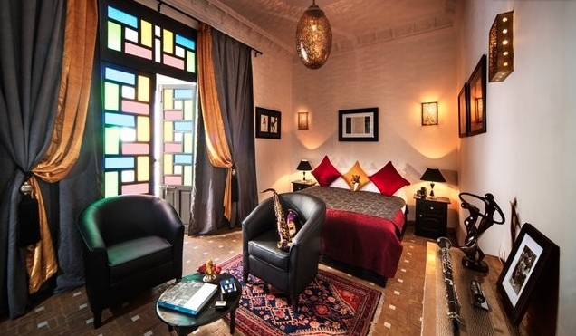 Riad Star, Marrakech, Morocco