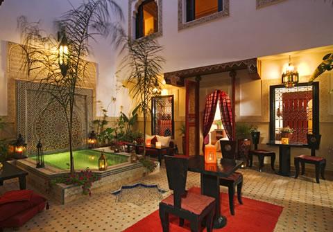 Dar El Souk, Luxury Riad, Marrakech, Morocco