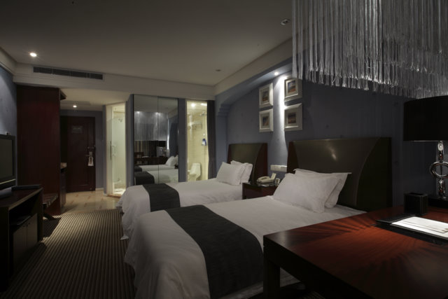 Rhea Boutique Hotel Shanghai Railway Station ****