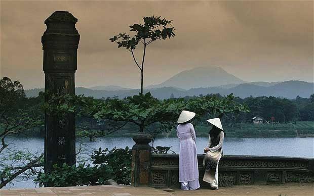 30 days of Indochina!