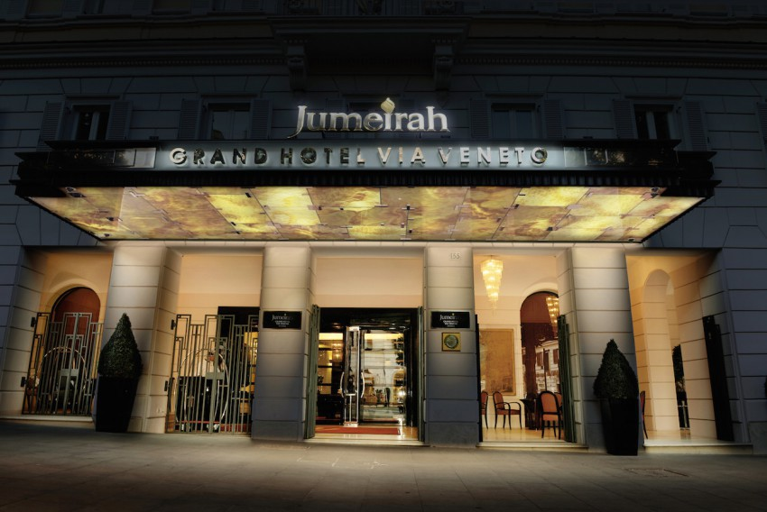 Jumeirah Grand Hotel Via Veneto Rome Joao Cajuda Travel Blog