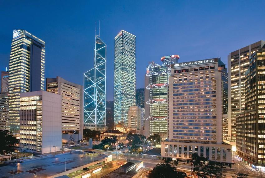 Mandarin Oriental – Hong Kong