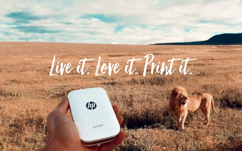 Contest – Win a HP Sprocket