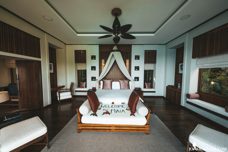 Maia Luxury Resort and Spa, Seychelles | João Cajuda